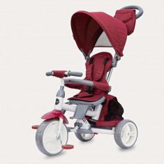 Tricicleta cu sezut reversibil Coccolle Evo Visiniu 2019