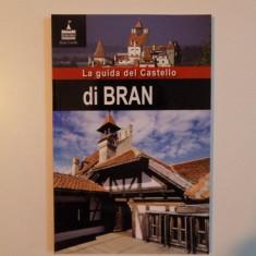 LA GUIDA DEL CASTELLO DI BRAN , 2014