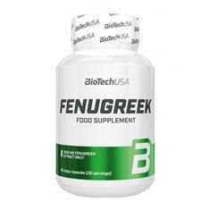 Supliment Alimentar Fenugreek 60cps Bio Tech USA Cod: BTNFNGRK