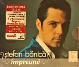 Ștefan Bănică Jr. – Împreună (editie speciala sigilata - 1 CD & 1 DVD)