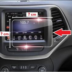 Folie Protectie Ecran Navigatie sau Player Auto 2DIN