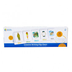 Flip chart pentru scriere creativa - New edition
