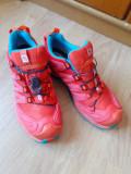 Pantofi de treking- Salomon XA PRO 3D Mountain Trail - mărimea 39-39,1/2