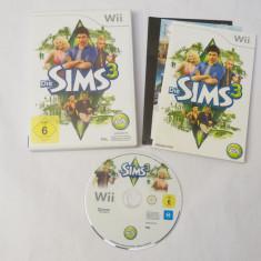 Joc Nintendo Wii - The Sims 3