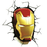 "Abtibild Sticker ""Iron Man"" 22 x 17 cm"
