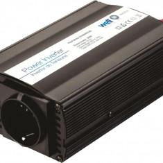 Invertor de tensiune 12V 220V USB 300W Well
