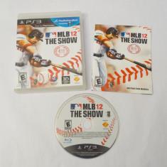 Joc SONY Playstation 3 PS3 - MLB 12 The Show