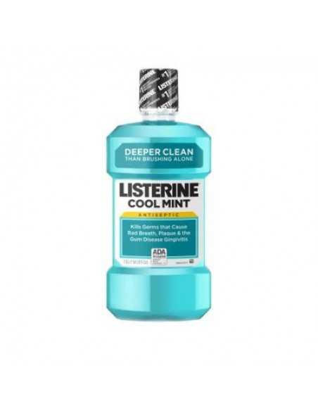 Apa de gura Listerine Coolmint, 500 ml