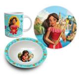 Set mic dejun 3 piese ceramica Elena din Avalon