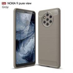 Husa Nokia 9 PureView TPU Gri