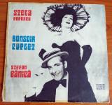 Stela Popescu, Stefan Banica - Bonsoair cuplet - DISC VINIL, electrecord