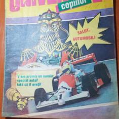 Revista universul copiilor nr. 37-38/ octombrie 1990 - numar dublu