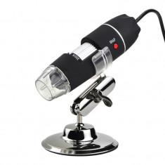 Microscop electronic factor de marire 1600x USB
