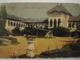 1922, Carte postala, Pavilionul regal din Parcul Carol, Bucuresti