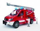 Masina de pompieri multi functionala BRUDER