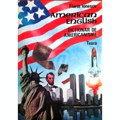 American english. Dictionar de americanisme