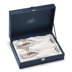 Infiniti Glasses for Champagne by Chinelli - Made in Italy