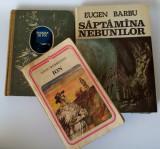 Saptamana nebunilor - Ion - Pasarea de foc - pachet beletristica Romania