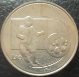Moneda 10 LIRE - SAN MARINO, anul 1976 *cod 5255 = UNC, Europa, Aluminiu