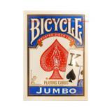Carti Bicycle Rider Back JUMBO index albastru
