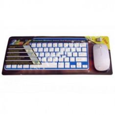 Tastatura si mouse wireless pentru orice tableta sau laptop