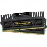 Memorii Corsair Vengeange, Ram, Dimm Kit DDR3 2X4 Gb 1600 Mhz CL9 Radiator, DDR 3, 8 GB, Dual channel