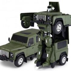 Land Rover Transformer 1:14 2.4GHz RTR AA baterie - Verde