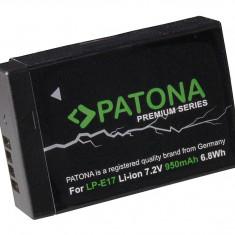 PATONA Premium | Acumulator compatibil Canon LP-E17 LPE17 LP E17