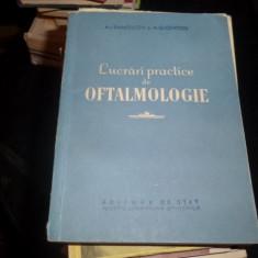 LUCRARI PRACTICE DE OFTALMOLOGIE-A.I.SAMOILOV ,A.G.CENTOV