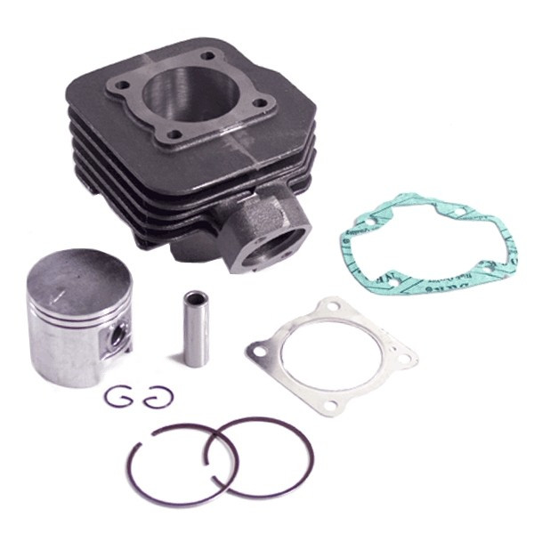 Kit Cilindru Set Motor Scuter Peugeot Pejo Speedfight 2 - 80cc - 47mm - AER