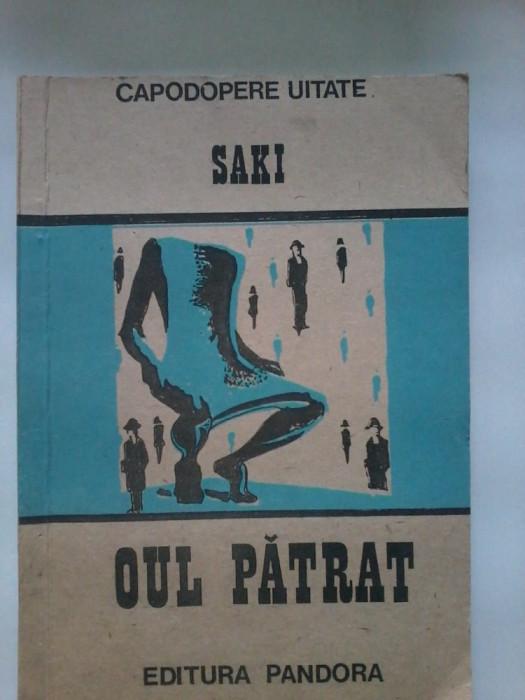 Saki - Oul patrat
