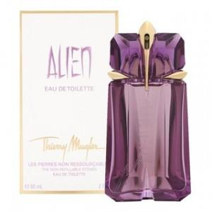 Thierry Mugler Alien eau de Toilette pentru femei 60 ml