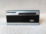Radioreceptor japonez vintage Standard SR-F205, radio vechi de colectie