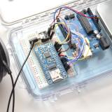 Modul Redare Adafruit MP3/WAV/MIDI/OGG și Înregistrare cu Card MicroSD VS1053