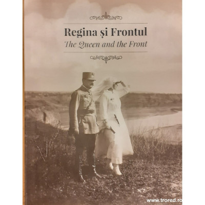 Regina si frontul / The Queen and the front foto