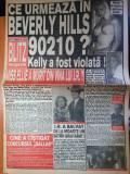 ziarul blitz nr 20-art despre marilyn monroe,eddie murphy,whitney huston