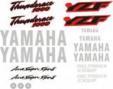 Sticker Moto Yamaha Thunderace 1000 Deltabox Exup