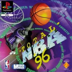 Joc PS1 Total NBA 96