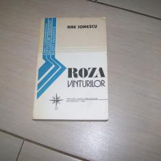 ROZA VINTURILOR NAE IONESCU