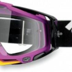 Ochelari Atv/Cross 100% Racecraft Hyperion Lentila Clara Cod Produs: MX_NEW 26011766PE