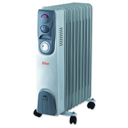Calorifer electric cu timer ZILAN ZLN-9225
