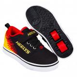 Heelys Pro 20 X2 Black/Flames