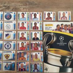 Panini Champions League 2014-15 Album gol + 75 stickere nelipite
