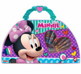 Set desen Art Case - Minnie Mouse