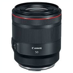 Obiectiv mirrorless Canon RF 50mm F1.2 L USM pentru Canon EOS R