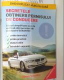 Secretele obtinerii permisului de conducere