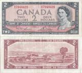 1973, 2 dollars (P-76d) - Canada