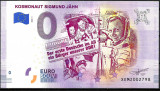 X. X. RARR : 0 EURO SOUVENIR - GERMANIA , PRIMUL COSMONAUT GERMAN - 2020.9 - UNC
