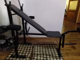 Banca Fitness - Multifunctionala. (Negociabil)
