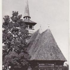 bnk cp Beius - Biserica de lemn - necirculata